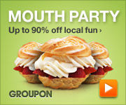 Mouth Party - Up to 90% Off Local Fun at Groupon