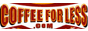 CoffeeForLess.com - Logo