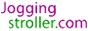 Jogging Stroller - Logo