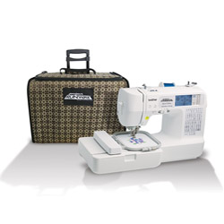 Brother LB6800PRW Project Runway Sewing/Embroidery Machine
